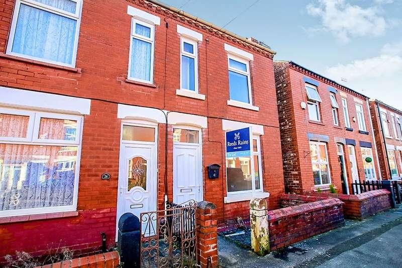 2 Bedrooms Semi Detached House for rent in Islington Road, Great Moor, Stockport, SK2