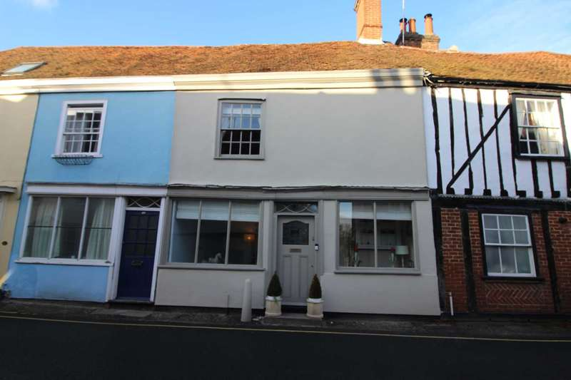 3 Bedrooms Terraced House for sale in East Street, Coggeshall