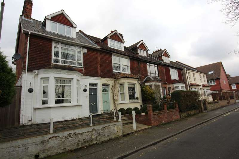 3 Bedrooms End Of Terrace House for sale in Somerset Road, Orpington, Kent, BR6 0EZ