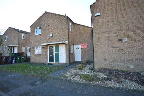 1 Bedroom Apartment Flat for sale in MEETING LANE, CORBY