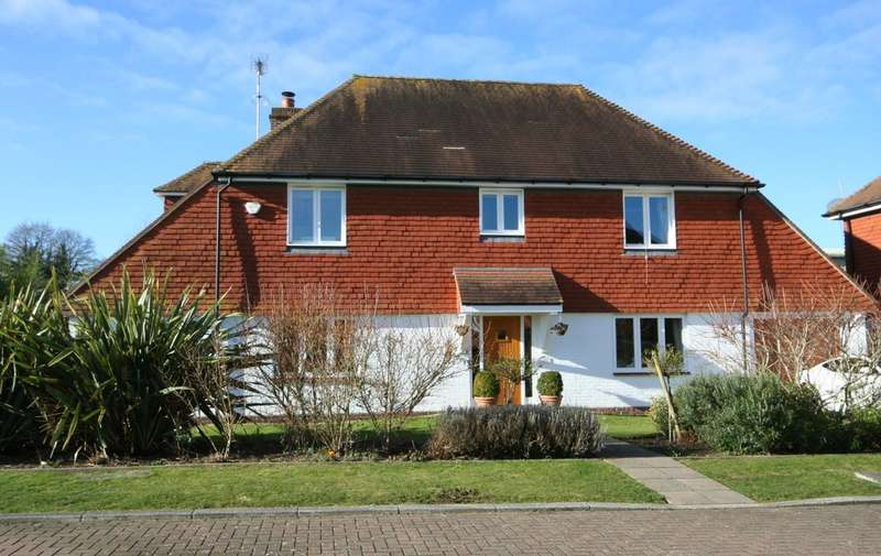 3 Bedrooms Detached House for sale in Kirdford