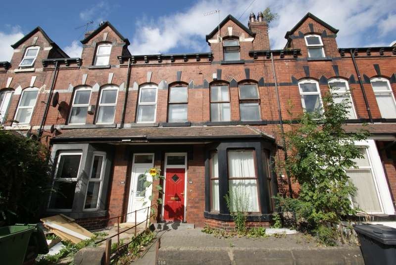 6 Bedrooms Terraced House for rent in Cardigan Road, Hyde Park, Leeds