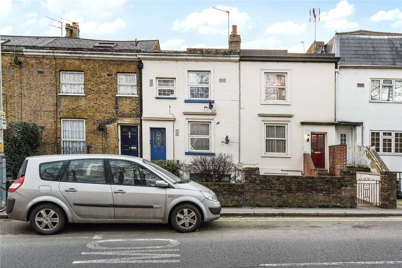 1 Bedroom Maisonette Flat for sale in Flat C, 24 Hillingdon Road, Uxbridge, Middlesex, UB10