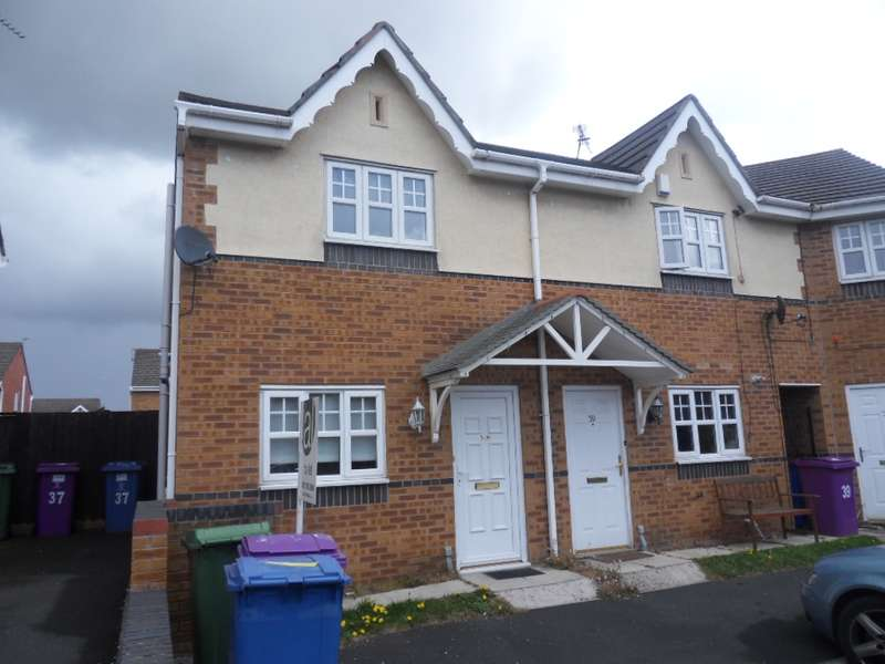 2 Bedrooms Town House for rent in All Hallows Drive Speke L24