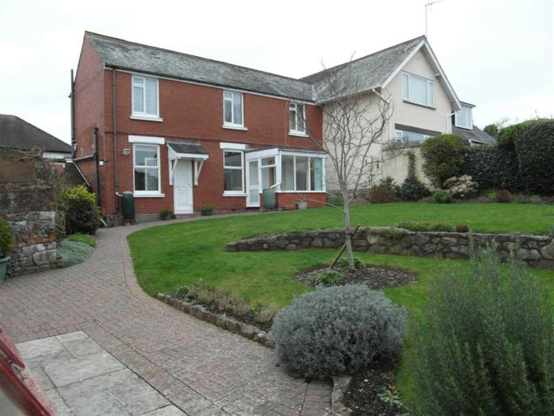2 Bedrooms Terraced House for rent in Marpool Hill, Exmouth