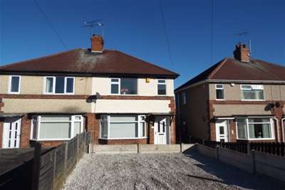 3 Bedrooms Semi Detached House for rent in Asquith Street, Mansfield