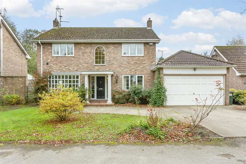 4 Bedrooms Detached House for sale in Claxton, York, YO60 7SD