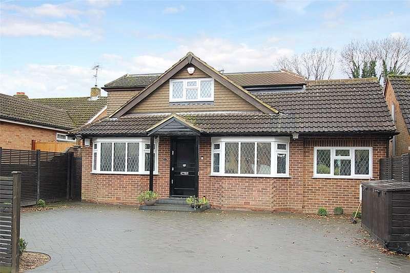 4 Bedrooms Detached House for sale in Broad Acre, Bricket Wood, St. Albans, Hertfordshire, AL2