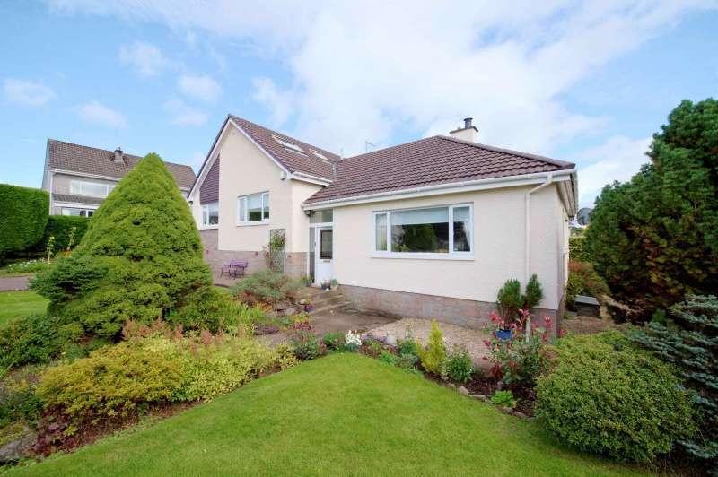 5 Bedrooms Detached Villa House for sale in Cargil Avenue, Kilmacolm, Inverclyde, PA13 4LS