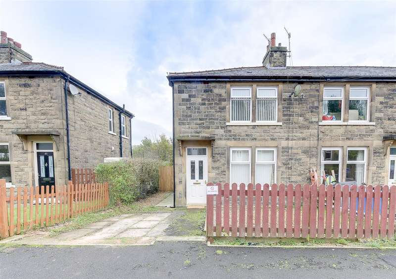 2 Bedrooms Town House for sale in Holland Avenue, Rawtenstall, Rossendale