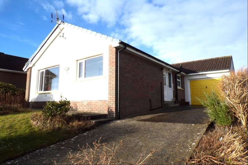 2 Bedrooms Detached Bungalow for sale in Thirlmere Close, Millom, LA18