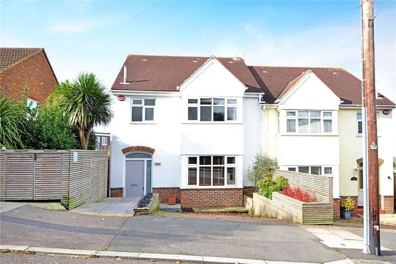 4 Bedrooms House for sale in Ringmore View, Ringmore Rise, London, SE23