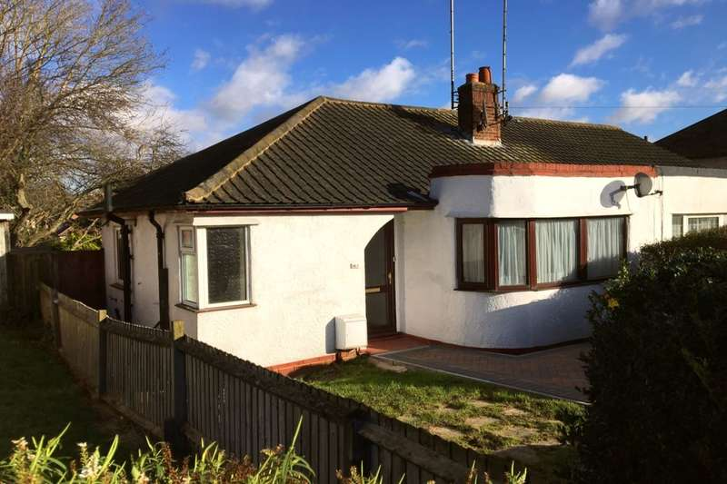 2 Bedrooms Semi Detached Bungalow for sale in Trentham Drive, Orpington, BR5