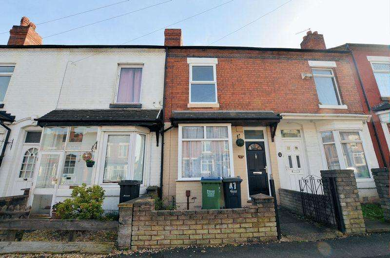 3 Bedrooms Terraced House for sale in Thimblemill Road, Smethwick