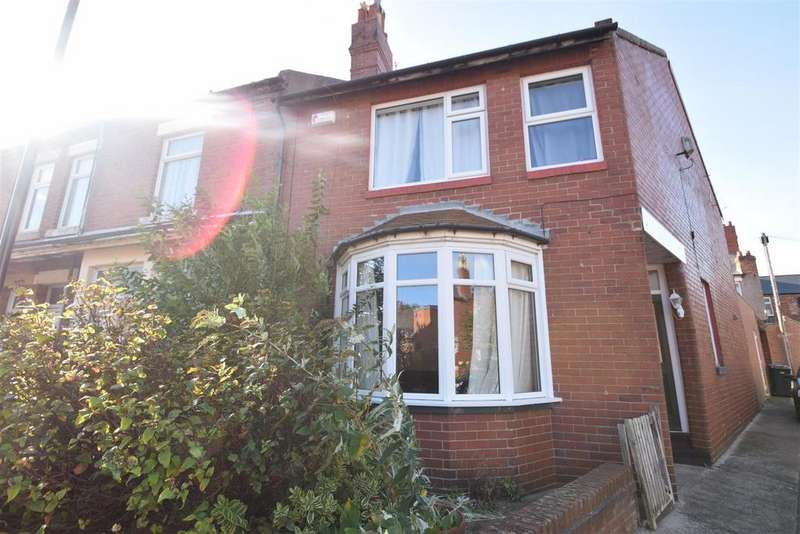 3 Bedrooms End Of Terrace House for rent in Waverley Avenue, Monkseaton