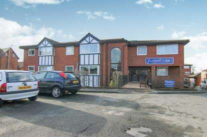 1 Bedroom Flat for sale in Cornmill Lodge, Maghull, Liverpool, L31