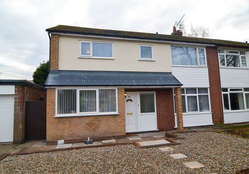 3 Bedrooms Semi Detached House for sale in Southworth Road, Newton Le Willows