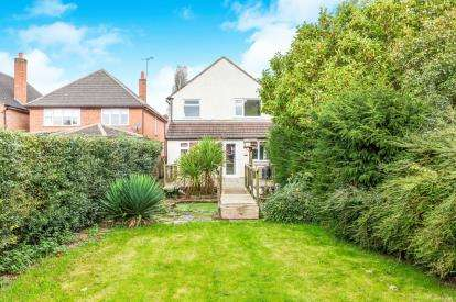 4 Bedrooms Detached House for sale in Coventry Road, Burbage, Hinckley, Leicestershire