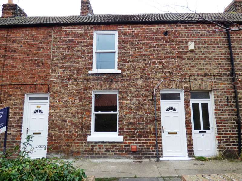 2 Bedrooms Terraced House for sale in Yeoman Terrace, Marske By The Sea