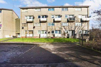 2 Bedrooms Maisonette Flat for sale in Slenavon Avenue, Rutherglen, Glasgow, South Lanarkshire