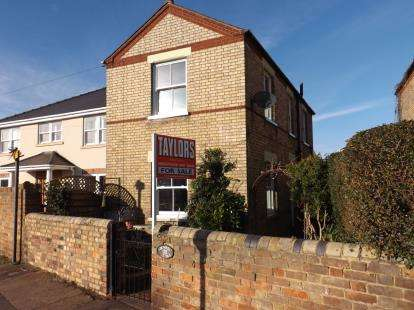 2 Bedrooms Detached House for sale in Sun Street, Biggleswade, Bedfordshire