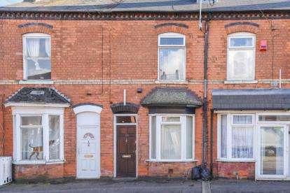 2 Bedrooms Terraced House for sale in Summer Road, Erdington, Birmingham, West Midlands