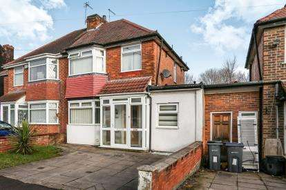 3 Bedrooms Semi Detached House for sale in Brook Lane, Billesley, Birmingham, West Midlands