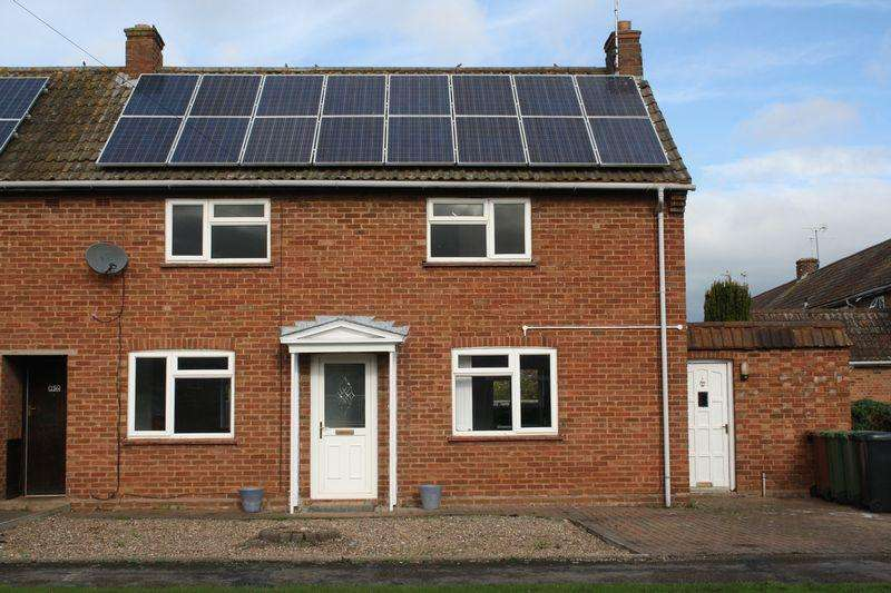 3 Bedrooms End Of Terrace House for sale in St Andrews Road, Pershore