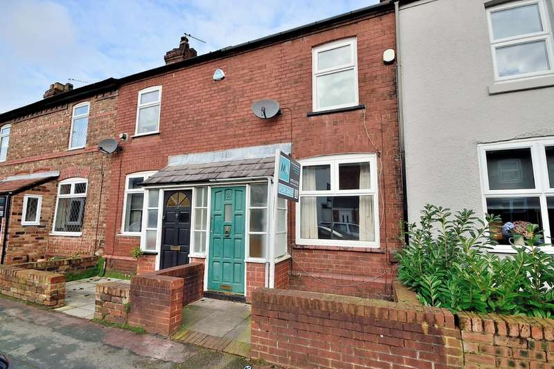 2 Bedrooms Terraced House for sale in Leonard Street, Stockton Heath