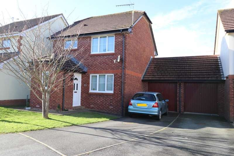 3 Bedrooms Link Detached House for sale in Roundswell, Barnstaple