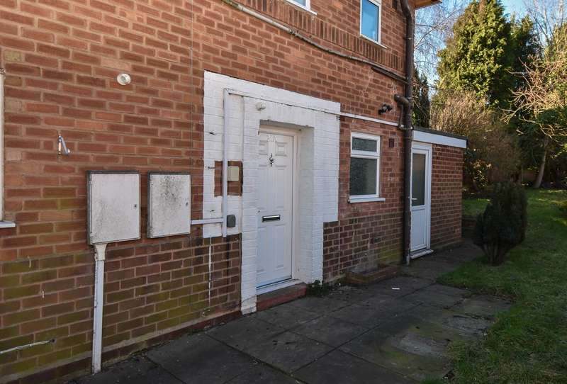 1 Bedroom Maisonette Flat for sale in York Road, Bromsgrove, B61