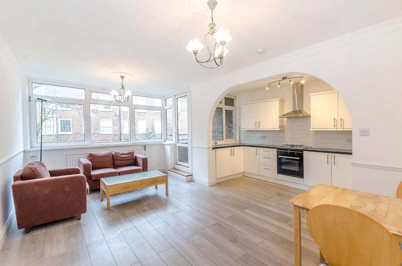 1 Bedroom Flat for sale in Broxwood Way, St John's Wood, NW8