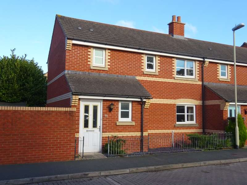 3 Bedrooms Terraced House for sale in Greyfriars Road, Exeter