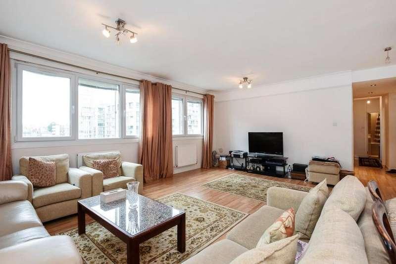 2 Bedrooms Flat for sale in Warwick Gardens, Kensington
