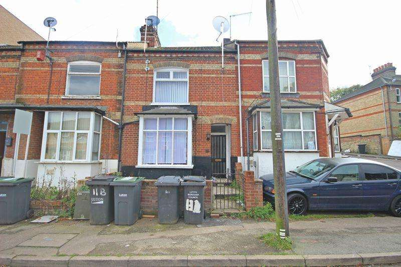 3 Bedrooms Terraced House for sale in Grove Road, Luton