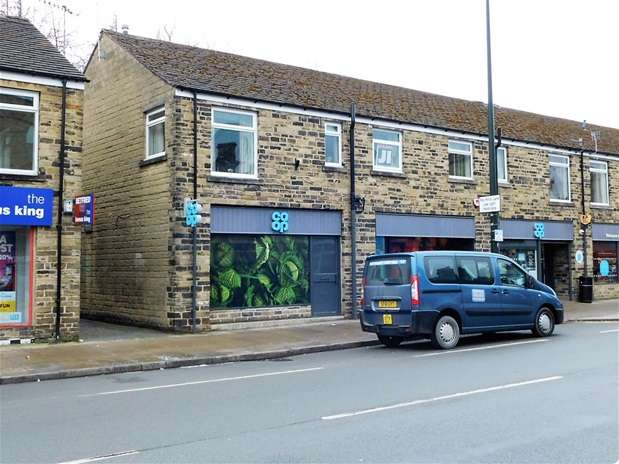 2 Bedrooms Flat for sale in Oastler Road, Shipley