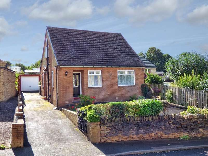 2 Bedrooms Detached Bungalow for sale in Station Road, Fenay Bridge, Huddersfield, West Yorkshire, HD8