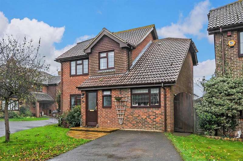 4 Bedrooms Detached House for sale in The Millers, Yapton