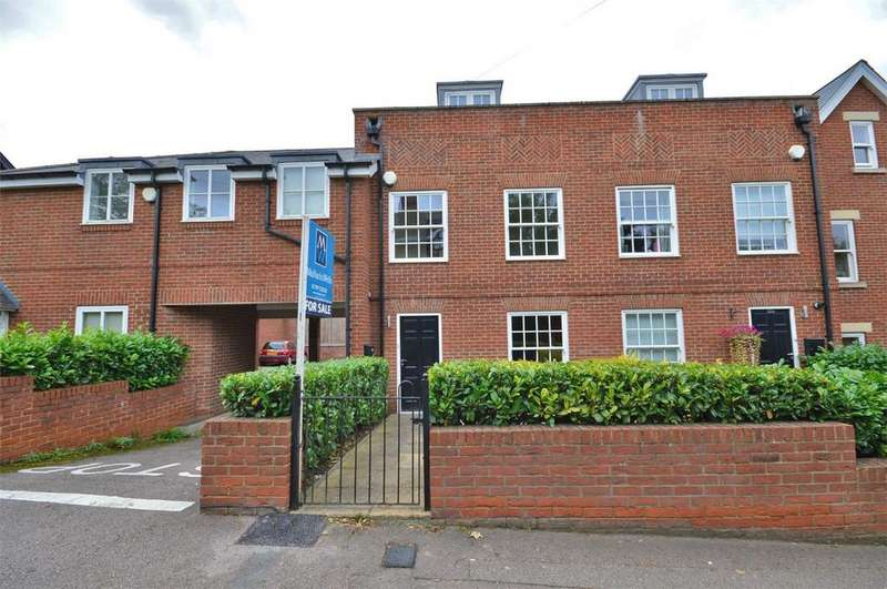 4 Bedrooms End Of Terrace House for sale in 52C Debden Road, Saffron Walden