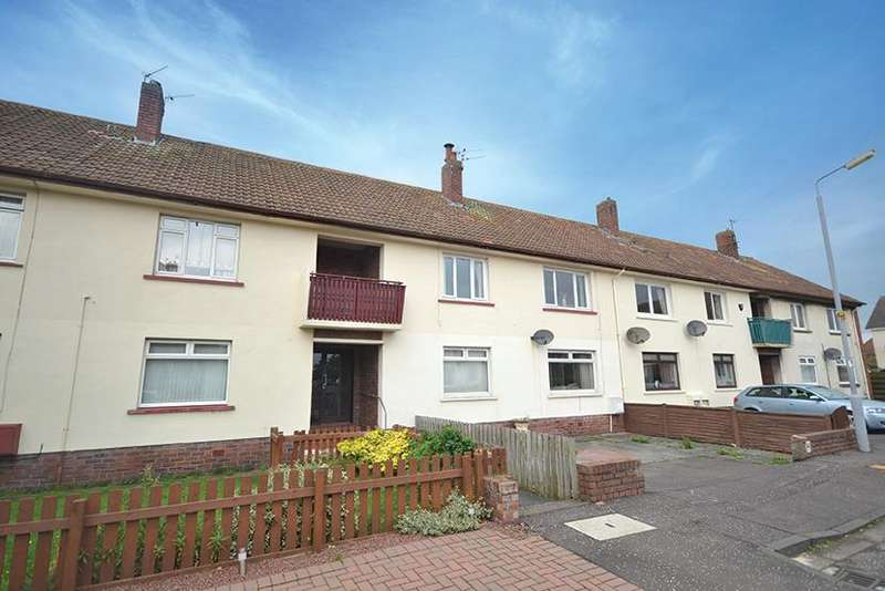 2 Bedrooms Apartment Flat for sale in 7d Callendar Place, Ayr, KA8 9EL