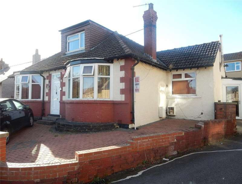 4 Bedrooms Detached Bungalow for sale in Basil Street, Crosland Moor, Huddersfield, HD4