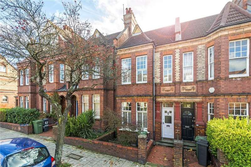 4 Bedrooms Terraced House for sale in Barcombe Avenue, London, SW2