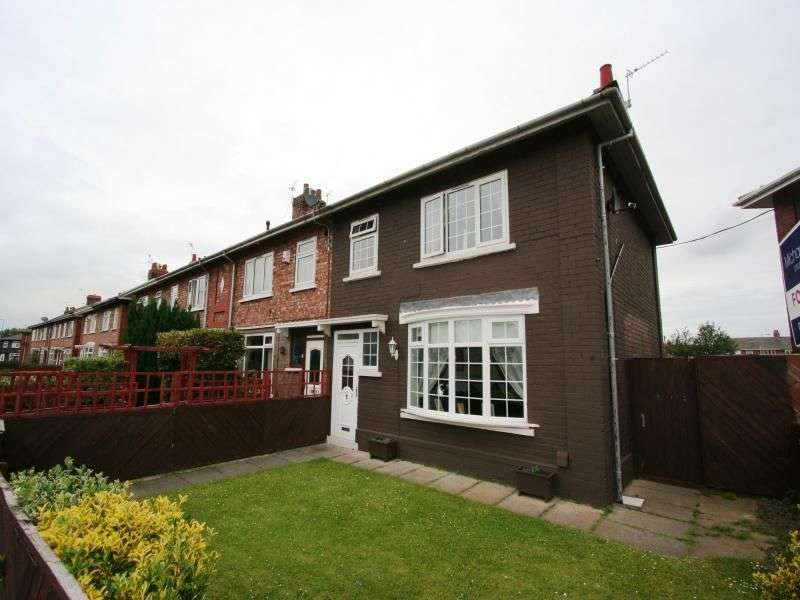 3 Bedrooms Semi Detached House for rent in Thorntree Avenue, Middlesbrough, TS3