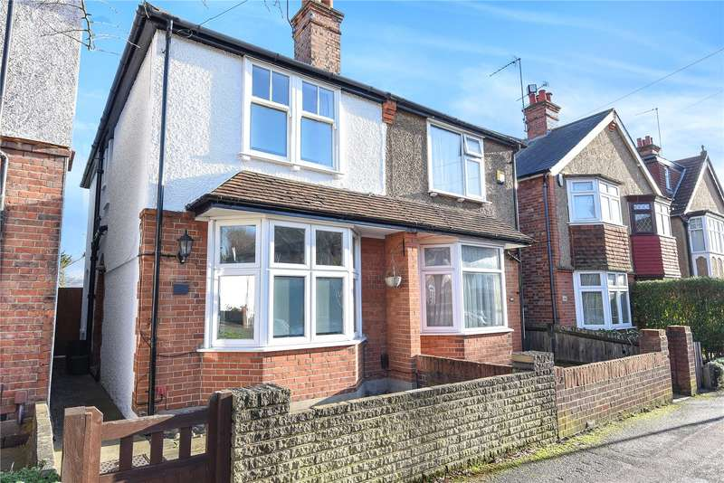 3 Bedrooms Semi Detached House for sale in Hilliard Road, Northwood, Middlesex, HA6