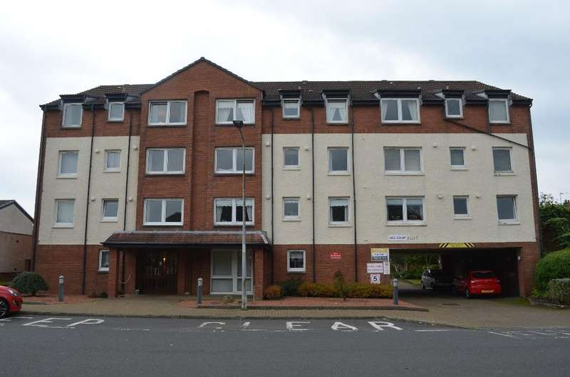 1 Bedroom Retirement Property for sale in Keil Court, Hanover Street, Helensburgh, Argyll Bute, G84 7AW