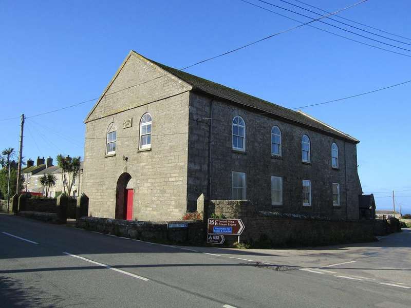 Unique Property for sale in Trewellard Chapel, Trewellard, Pendeen, Penzance TR19