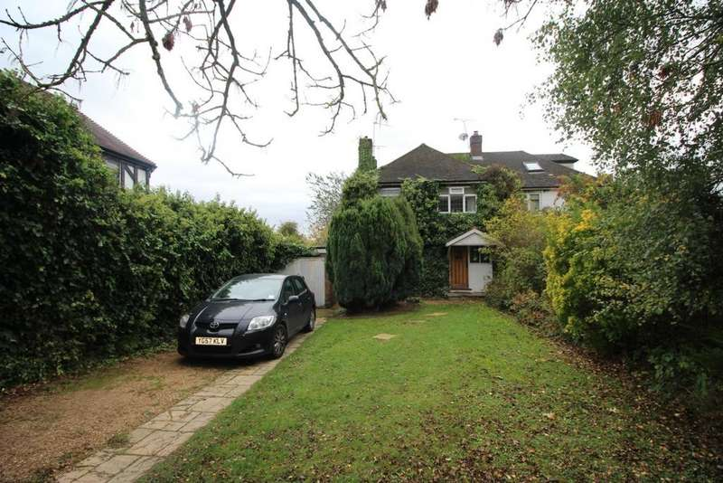 3 Bedrooms Semi Detached House for sale in Bell Common, Epping, CM16