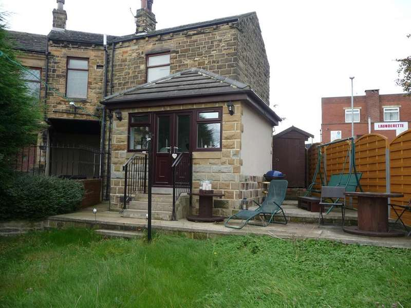 2 Bedrooms End Of Terrace House for sale in Intake Lane