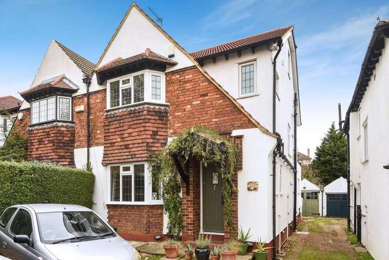 4 Bedrooms Semi Detached House for sale in Kidbrooke Park Road London SE3