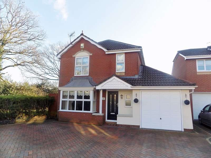 4 Bedrooms Detached House for sale in Parc-tyn-y-waun , Llangynwyd, Maesteg, Bridgend. CF34 9RG